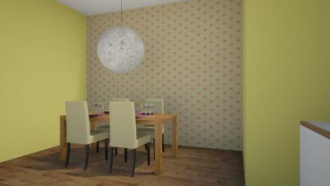 Living - kitchen room  - Vintage - by Natalia1808