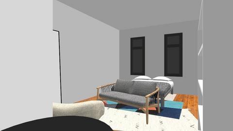 4C - Living room - by anguyendwr