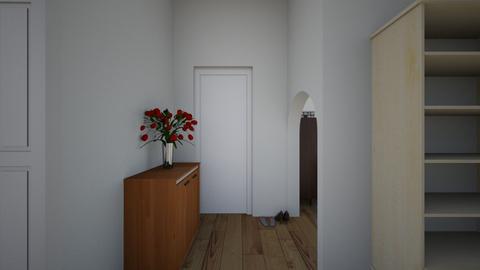 WC - Modern - Bathroom  - by djokos