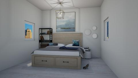 New York Apartment 1 - Modern - Bedroom - by Intricate