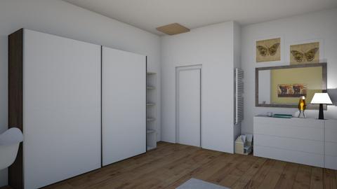 my bedroom - Bedroom  - by girl_13