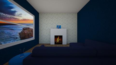 ColoursContest - Living room  - by theIrishdog