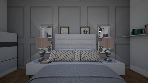 Jeff MBR6 - Bedroom - by Muthue