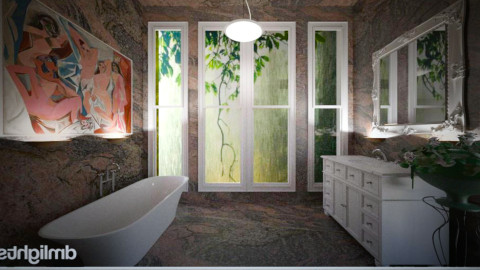 dmlights - Classic - Bathroom  - by Sara alwhatever