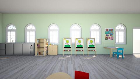 Leahs Learning Center  - Kids room  - by leahgla0930