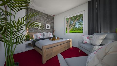 Urbiha bedroom3 - Bedroom  - by L A Y S K A