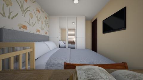 1 - Minimal - Bedroom - by Vuk7