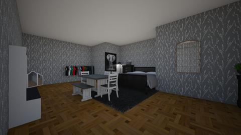 my moms dream room - Bedroom  - by ccookc