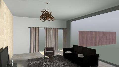 cinthia - Minimal - Living room  - by Cinthia Avila