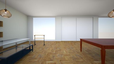Interior1 - Living room  - by Danielruiz