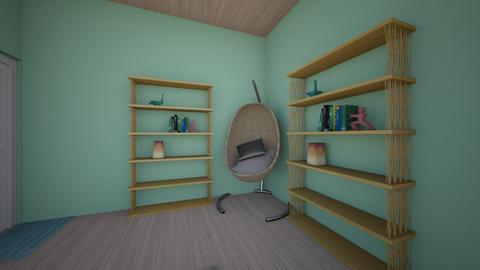 Dream Room - Bedroom - by _xAbigailx_