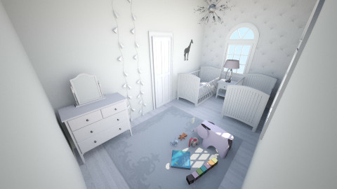 Future Baby Girls Room  - Modern - Kids room  - by El2002
