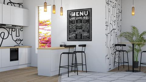 Apt kitchen - Kitchen  - by Aristar_bucks