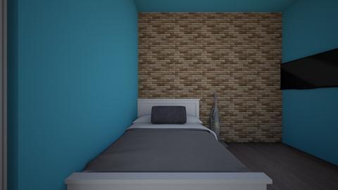 Room 1 - Bedroom  - by sgraz11