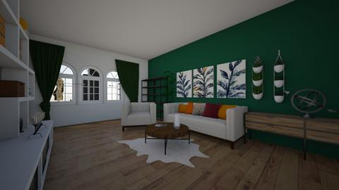 dream apartment - by Martiiii