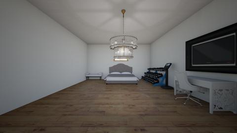 My room - Bedroom - by dp34