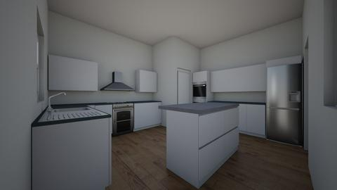 Adenta Project - Kitchen  - by Vanderpuije Sylvanus Van
