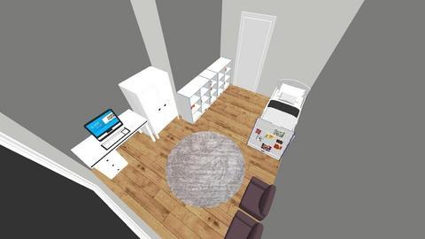 dzieci7 bez szafy 1 dzie - Kids room  - by kasia1234567890