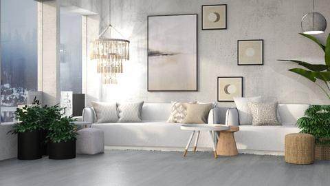 s a r a h  - Living room  - by KittyT6