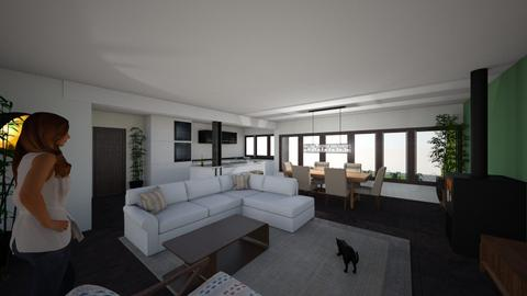 Kamer m 4 - Living room  - by Nijland20