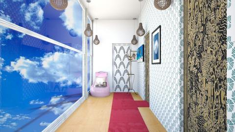Mi pasillo de bienvenida  - Modern - by anaiss