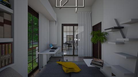 Concrete_kids room3 - Kids room  - by lovasemoke