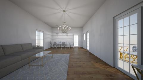 Irina Nicolae living room - Glamour - Living room  - by Irina Nicolae