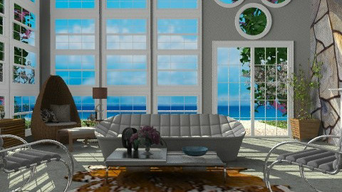 Blue Horizons - Modern - by Open Spaces