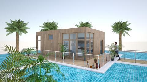 PoolHouse - by Johannes Burg
