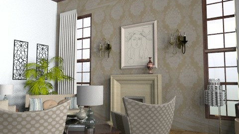 my style - Glamour - Living room  - by mywishlr
