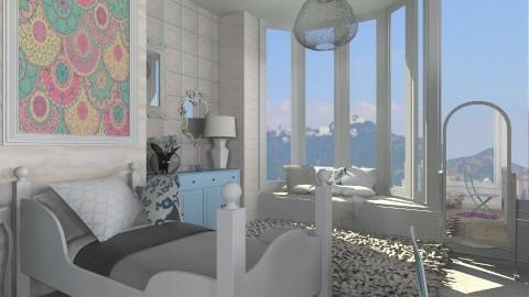 re design Bedroom - Classic - Bedroom  - by ebonee