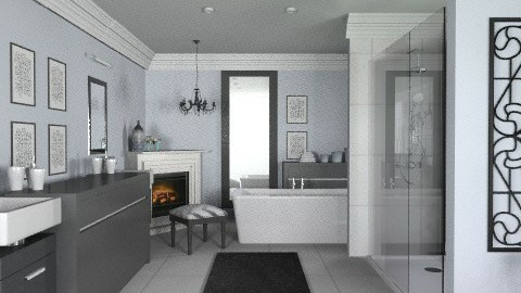 Cleanliness-V2 - Bathroom  - by jenshadow_222