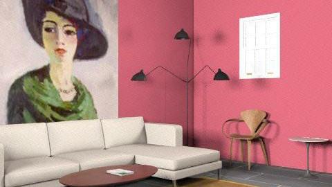 living room - Glamour - Living room  - by hshugrue