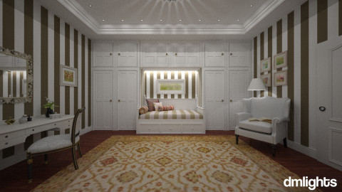 Romance - Bedroom - by DMLights-user-982267