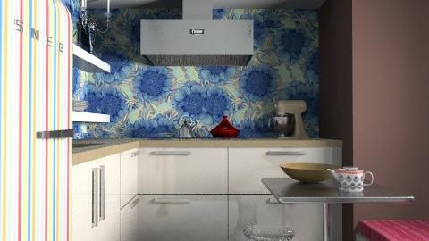 Contest Kitchen V1 - Modern - Kitchen  - by 3rdfloor