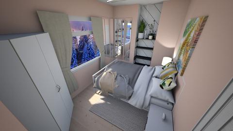 mango  - Modern - Bedroom  - by Oryginal_nickname