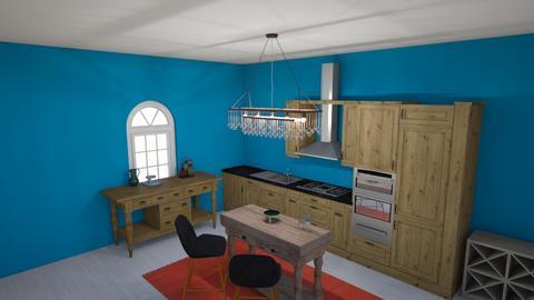 Kitchen 1 - Kitchen - by Seba Murrey