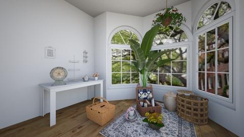 indoor picnic - Kitchen  - by SadieRose