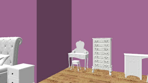Chairperson room - Glamour - Kids room  - by Paigefort