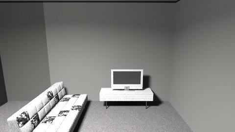 Hotel test 1  - Modern - Living room - by fluffybear