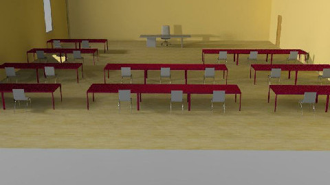 4h - Dining Room  - by affare