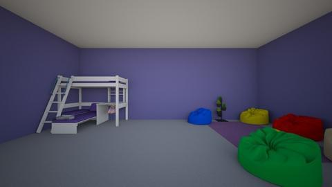 Dream bedroom - Bedroom - by aaliyahhend