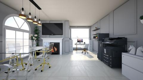arhitektonski studio  - Modern - Office  - by Ana Malajmare