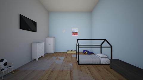 boys room - Kids room  - by hopebrooks