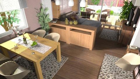 Living room - Modern - Living room - by ozsvatgabi
