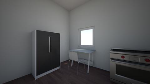 Studio apartment interior - by art115