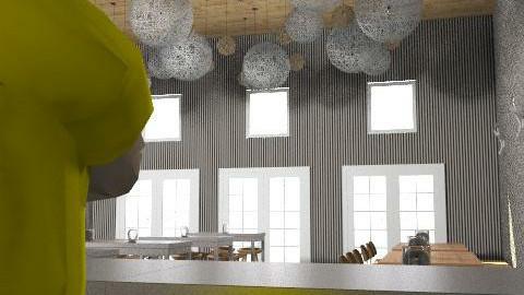 popup restaurant - alberto - Eclectic - by marcychapman