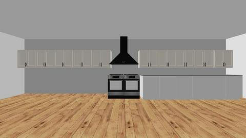 Ava W kitchen - Kitchen  - by Jacqueline Lenner