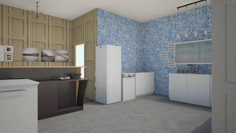 The Kitchen - Kitchen - by lurkingcat