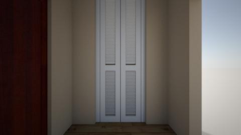 my hallway lol - Minimal - by julian bueno